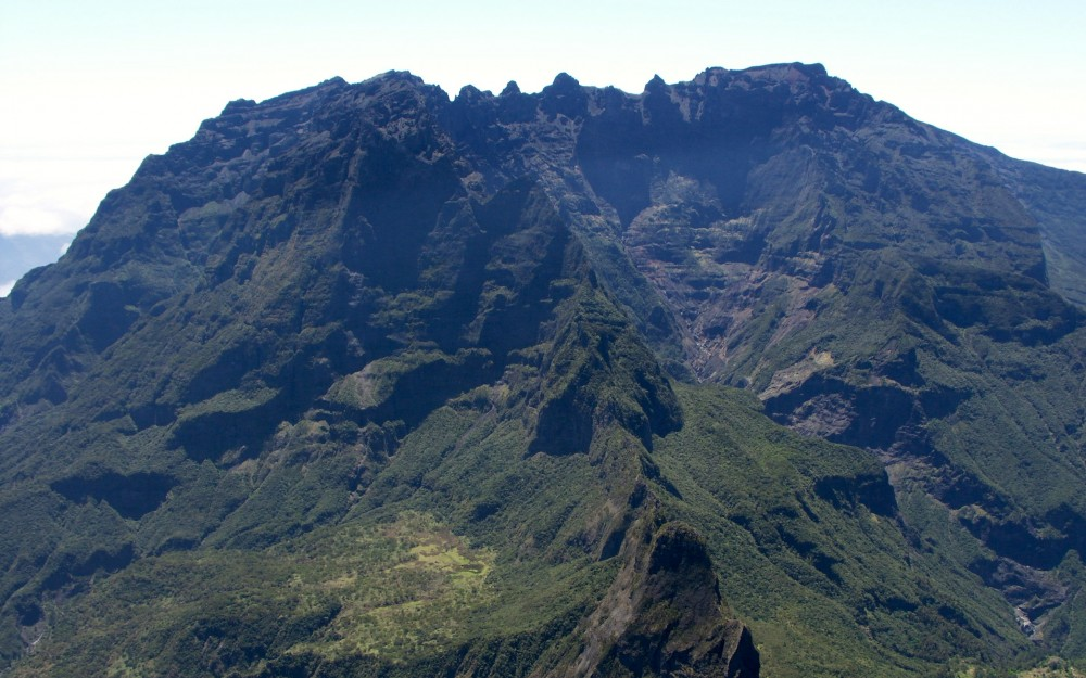 Piton des Neiges - Col du Taibit